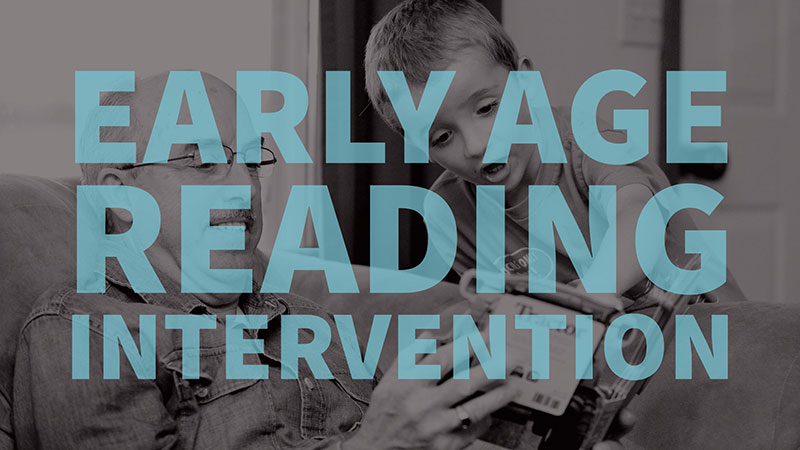 MKSA Blog: The Importance of Reading Intervention at an Early Age